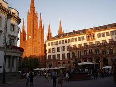 Wiesbaden, Hessen Us Travel, Places To Travel, Travel Destinations, Great Places, Places Ive Been, Hessen Germany, Great Thinkers, Largest Countries, Central Europe