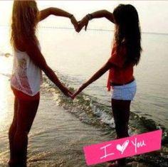 ❤ With my best friend Emmy:)