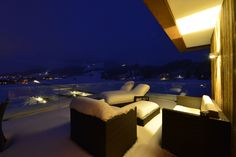 Aussicht @night Outdoor Sectional, Sectional Sofa, Snowboard, Outdoor Furniture, Outdoor Decor, Opera House, Building, Travel, Home Decor