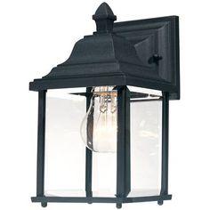 Charleston 1-Light Outdoor Wall Lantern