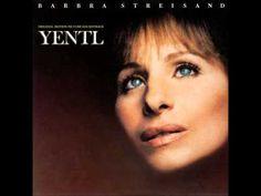 Yentl - Barbra Streisand - 06 No Wonder (Part Two) - YouTube
