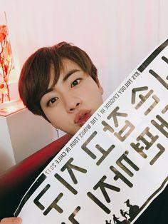 Jin you're precious