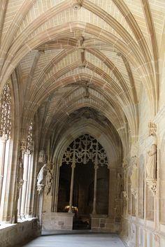 Najera La Rioja Monasterio de Santa Maria La Real