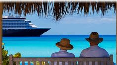 me and you and a cruise for two...