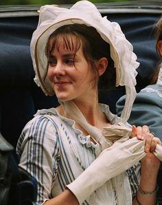 Jena Malone as Lydia Bennet in Pride and Prejudice - 2005