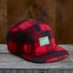 red flannel vermont outdoorsy cap Red Flannel, Snapback, Baseball Hats, Vermont, Cap, My Style, Maple Syrup, Shopping, Clothes