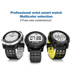 N105 IP68 Waterproof Smartwatch for iPhone Samsung Huawei - US$52.48 Sales Online gray - Tomtop Smartwatch, Apple Technology, Casio Watch, Tech Accessories, Smartphone, Samsung, Gray, Future, Iphone