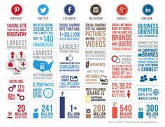 Comparing Social Media Networks | Amanda Relyea-Voss | LinkedIn