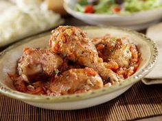 A Simple, Low-Carb Recipe for Crock Pot Chicken Cacciatore