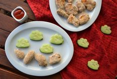 Chicken Nuggets, Fast Food, Cookies, Ethnic Recipes, Desserts, Healthy Fast Food, Recipes For Children, Homemade, Kochen