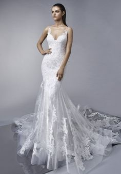 33edd14a632a3 75 Best Enzoani 2018 Collections images   Alon livne wedding dresses ...