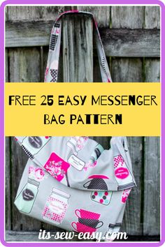 Looking for some great messenger bag patterns to work on? You're in the right place. You can start on these free 25 easy messenger bag patterns now! In just a couple of evenings, you can make these impressive bags. All you have to do is give the pattern a try. It's also a great project for experienced sewers looking to take a break from technical projects. Once complete. the bag looks like a masterpiece. #messengerbagpatterns#freepatterns#freesewingpatterns#sewingforhome#sewingbagpatterns Messenger Bag Patterns, Purse Patterns, School Parties, Creative Outlet, Kids Bags, Gifts For Friends, Finding Yourself, Couple, Sewing