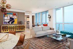 Miami Beach Residence by Allen Saunders > http://www.homeadore.com/2013/07/23/miami-beach-residence-allen-saunders/… Please RT #architecture #interiordesign