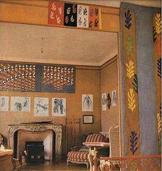 Matisse's home | via Creatives in their Spaces ~ Cityhaüs Design