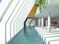 21 The Greatest Indoor Swimming Pools Ever | Shelterness