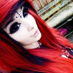 25 Trending Tattoo Ideas to get Inspiration for Your Next Ink - Tattoo MAG Gothic Makeup, Dark Makeup, Halloween Face Makeup, Halloween Vampire, Scary Halloween, Dark Tattoo, Emo Girls, Gothic Art, Alternative Girls