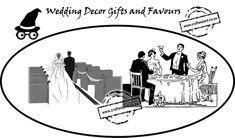 Wedding Decor - Wedding Gifts - Wedding Favours -
