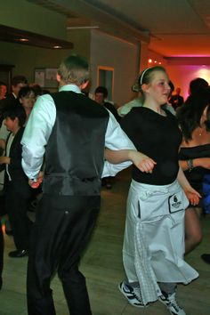 Partytime in Bad Oeynhausen