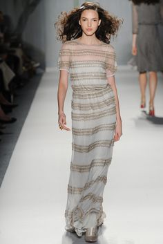 Jenny Packham Spring 2014 Ready-to-Wear Fashion Show