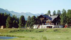 Hotel Restorant Lej da Staz (Swiss Lodge), St.Moritz