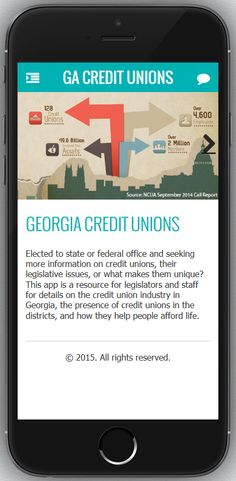 Georgia Credit Unions Utilize New Mobile Site in Hike the Hill Meetings with Congress | Allie Jackson | LinkedIn