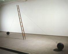 Joseph Beuys  'Scala Napoletana'  1985