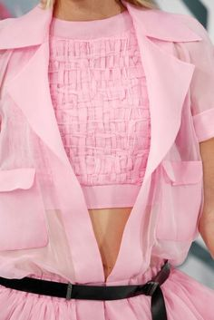 Chanel Spring 2015 Couture Details