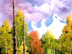 TwoInchBrush | Bob Ross Database - List of all Bob Ross paintings
