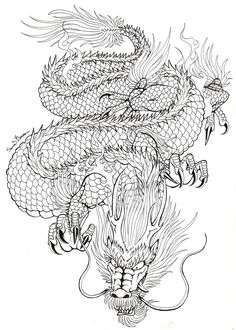 japanese_dragon_tattoo_concept_by_nocturnalsong23-d7mvhj8.jpg (1024×1433)