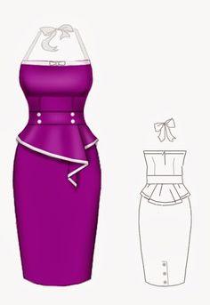 purplehaterneckdress.jpg (344×500)
