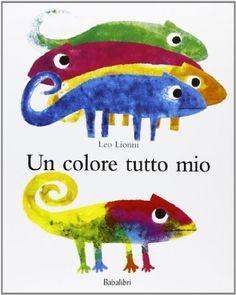 Un colore tutto mio: Amazon.it: Leo Lionni: Libri