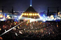 Glastonbury 2014 Headliner Predictions — The top 10 bands we think will make headlining next year.