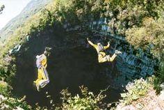 El Salto de las Golondrinas #Mexico www.inmexico.net
