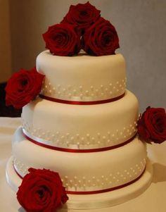 Love the classic red thrown in. Add a thin glitter band instead of the red ribbon and VIOLA! Perfection!
