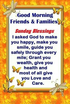 saturday morning blessing quotes | Good Morning Sunday