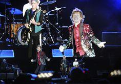 Les Rolling Stones au Festival d´Été de Québec, July 15th. 2015.