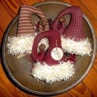 hat ornaments