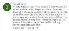 I'll make sure to show this to my expecting aunt THIS guy is a genius