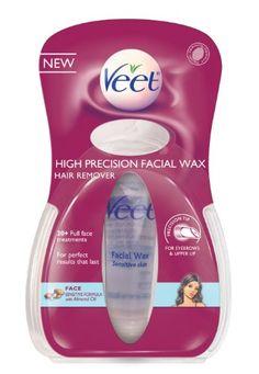 Veet High Precision Facial Wax Hair Remover, 0.50 Ounce $6.03 (save $1.96)