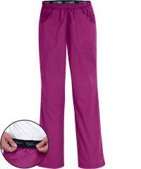 UA Butter-Soft STRETCH Scrubs Contemporary Fit Elastic Waist Pant