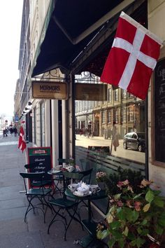 Mormors Cafe in Copenhagen