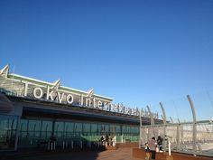 羽田空港 国際線旅客ターミナル / Tokyo-Haneda International Airport - Int'l Terminal (HND / RJTT) : 東京, 東京都