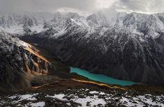 Нижнее Шавлинское озеро. Автор фото — Александр Демьянов