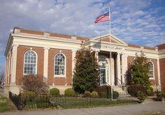 Library-Princeton Ky.