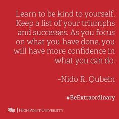 Monday Motivation from Dr. Qubein