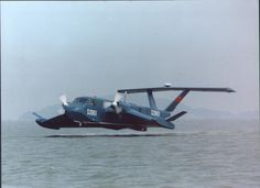 aviation & related stuff — Something a bit different: XTW Ekranoplan Sea Plane, Float Plane, Ground Effects, Offroad, Flying Boat, Civil Aviation, Military Aircraft, Fighter Jets, Helicopters