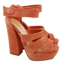 96861f5a3d75 Comfy style by Marieclaire Sometimes we need to like broad straps and block  heels.