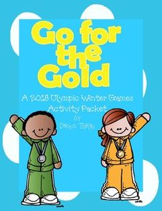 Three cheers for the red, white and blue! This packet gets your little guys interested in the Winter Olympics with five non-fiction stories about Olympic events; ice skating, speed skating, snow boarding, and skiing. Also included is a non-fiction story about the Winter