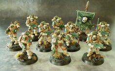 Death Guard Tactical Squad