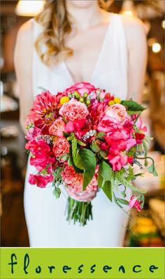 Favorite Bridal Bouquets of 2013 from Junebug Member Florists